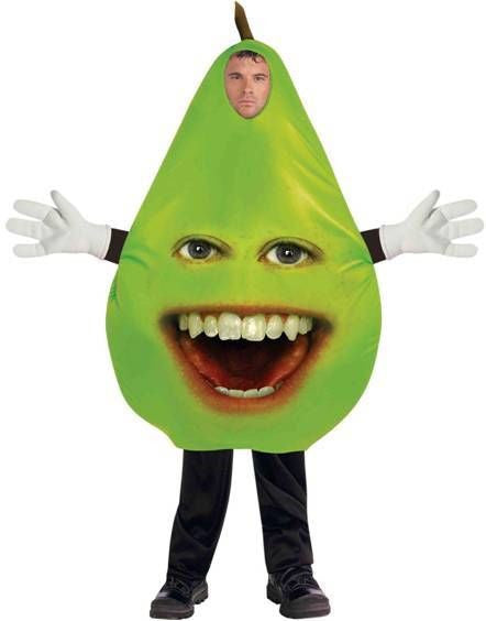 Annoying Orange Pear