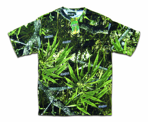 Real Bud Camo T-shirt