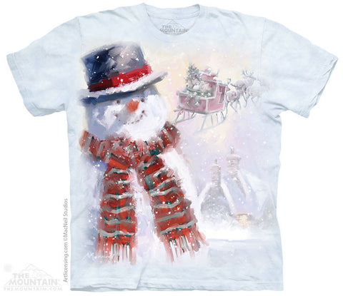 Happy Snowman T-shirt