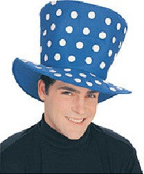 Polka Dot Top Hat