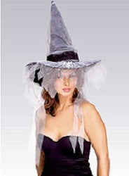 Ghost Witch Hat