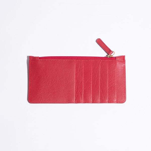 Zipper Card Holder