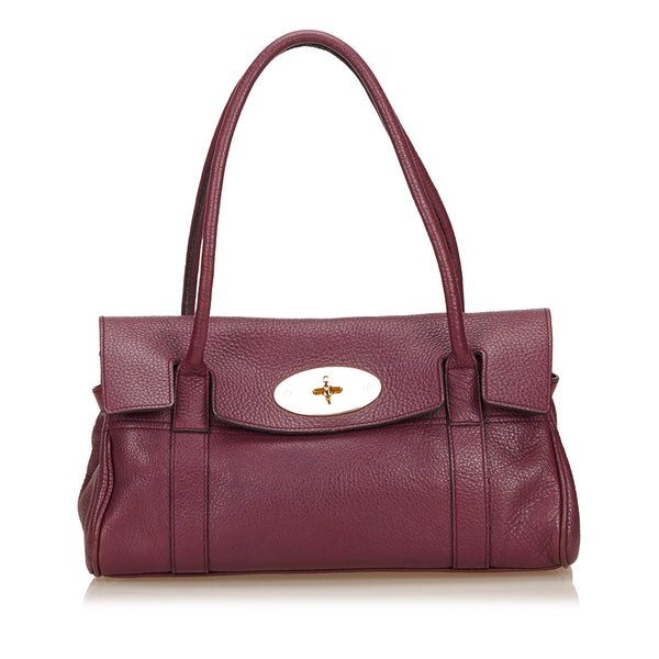 Purple Bayswater East West Bag