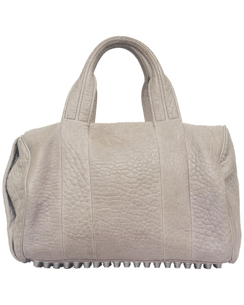 Grey Coco Duffle Bag