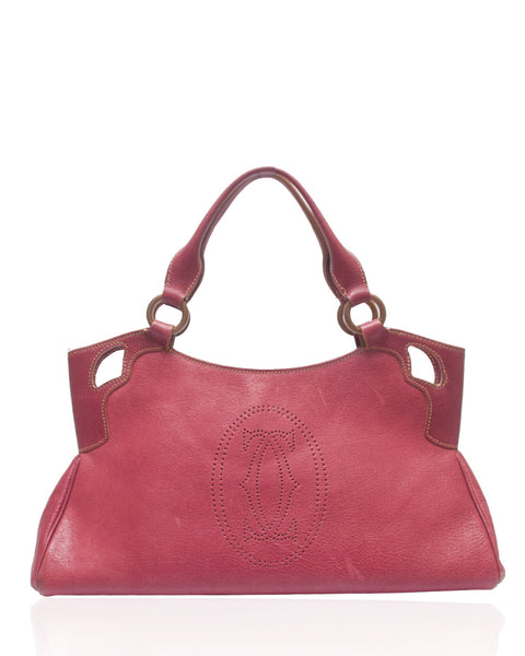 "Pink ""Marcello"" Bag"