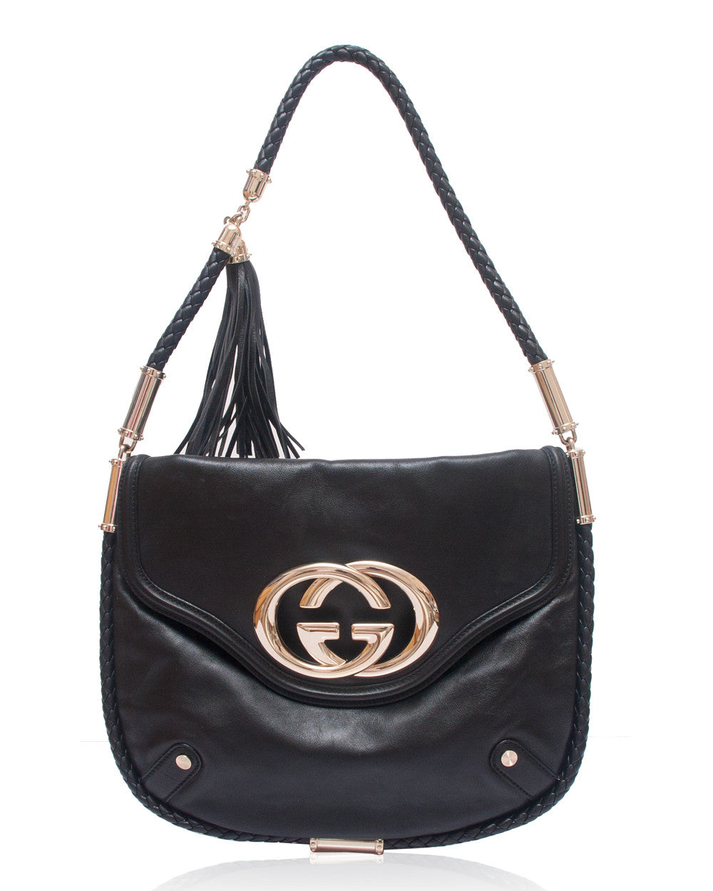 Gucci Britt Tassel Bag