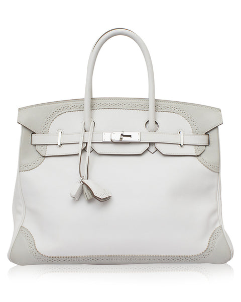 Ghillies Birkin Bag 35cm