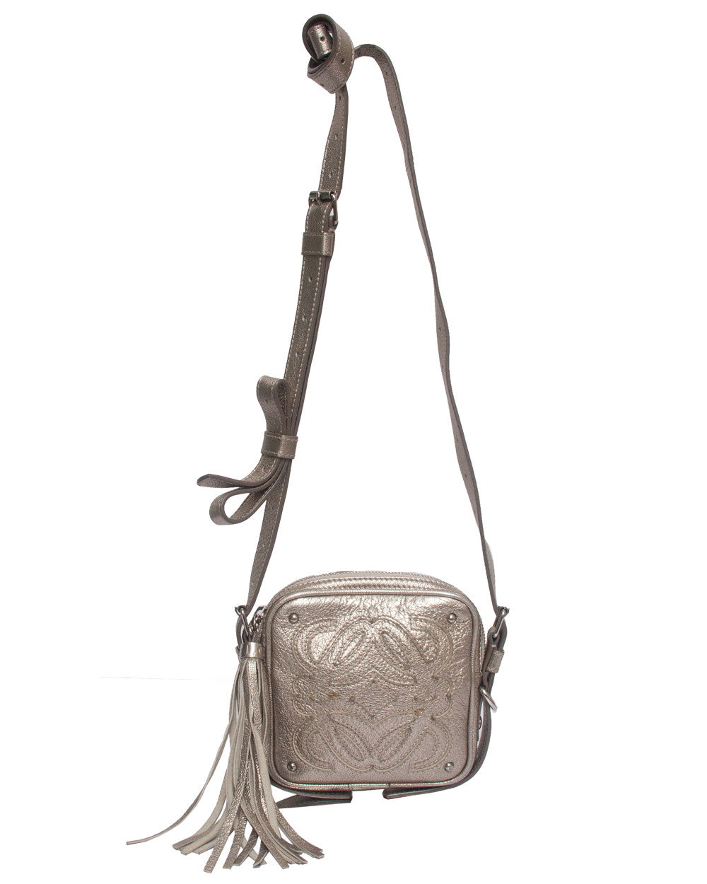 Bronze Cross Body Bag