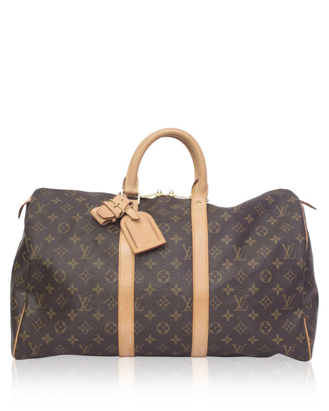 Monogram Keepall Bag 45