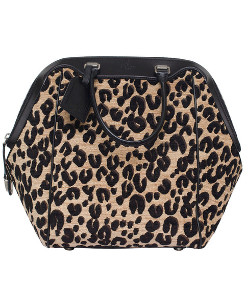 Leopard Leo North South Bag