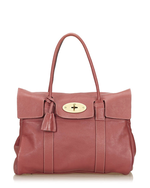 aa58700465 Mulberry Pink Bayswater Bag – High Fashion Society