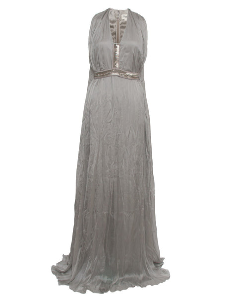 Laurel Halter Gown