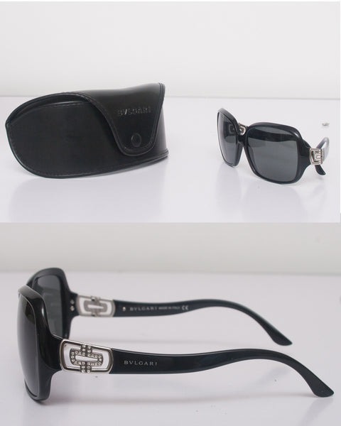 Black 8020b Sunglasses