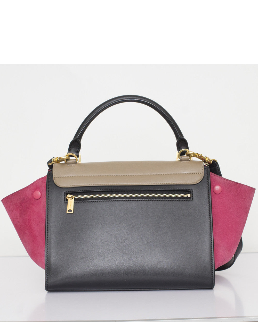 Trapeze Tri Colour Medium Bag