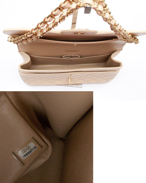 Chanel Jumbo Classic Flap Bag