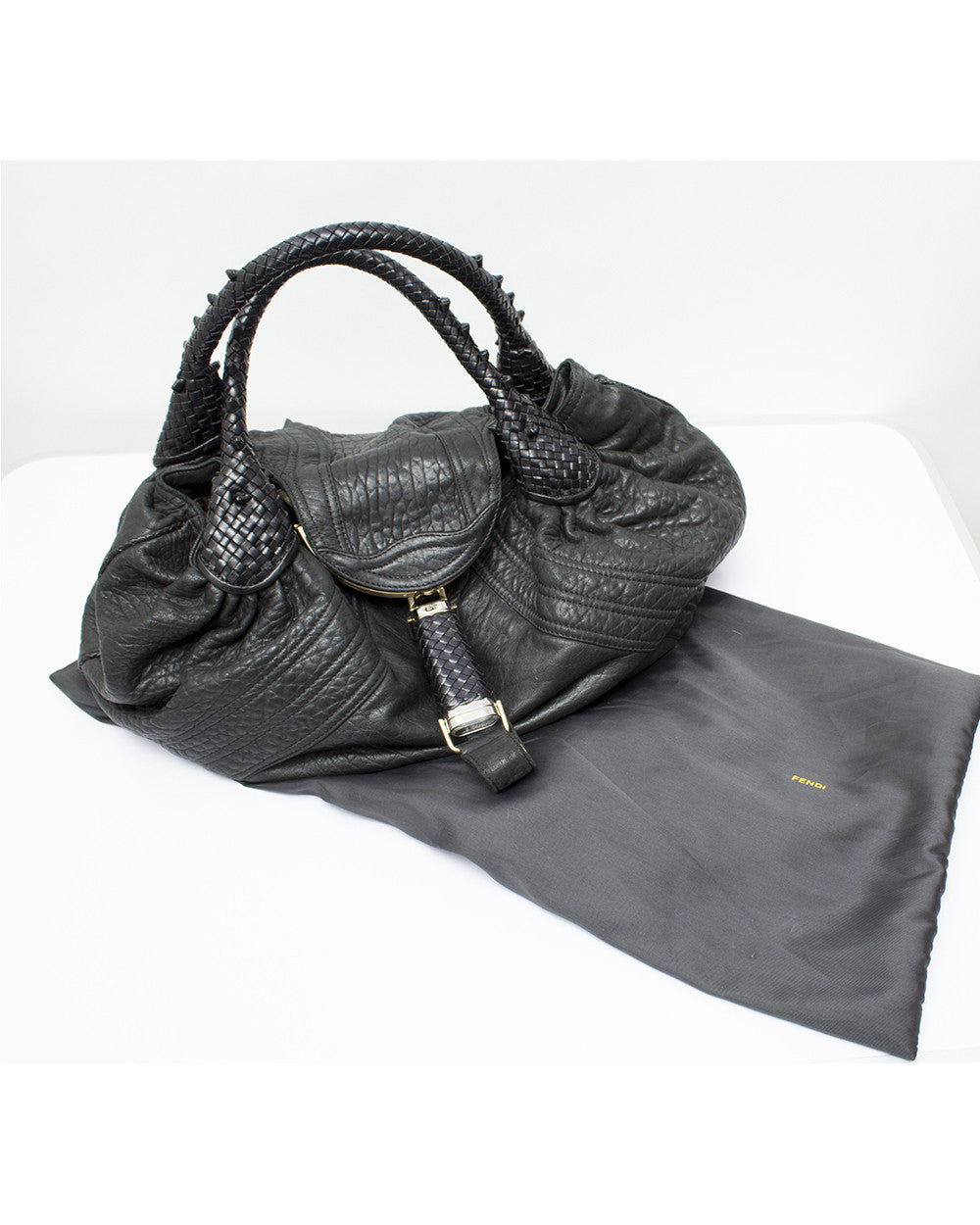 Black Spy Bag