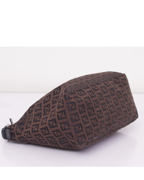 Brown Zucchino Pochette Bag