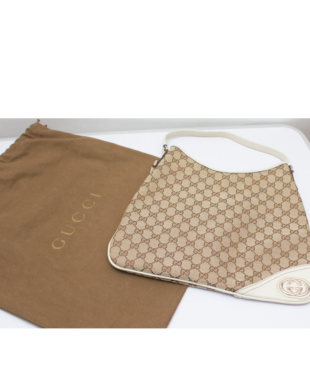Monogram Hobo Bag