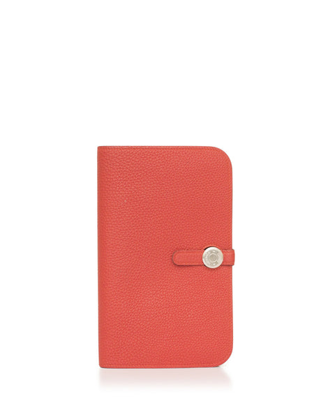 Vermillion Dogon Wallet