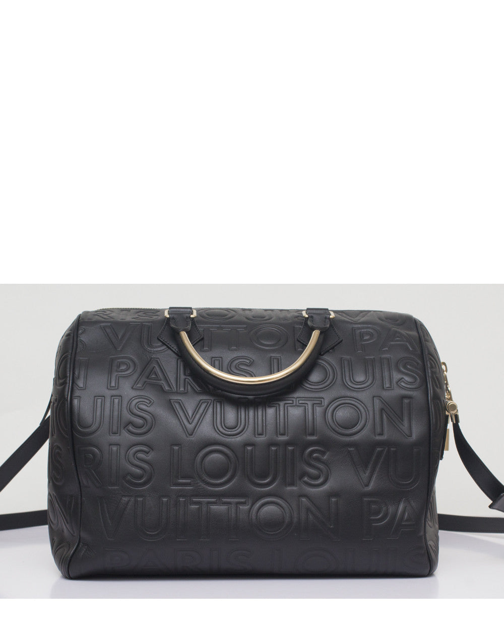 Louis Vuitton Speedy Paris Cube Bag