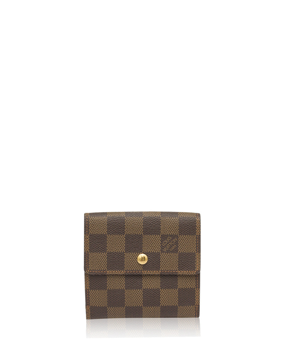 Damier Compact Wallet
