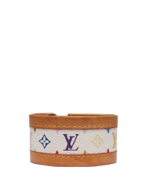 Louis Vuitton Murakami Cuff