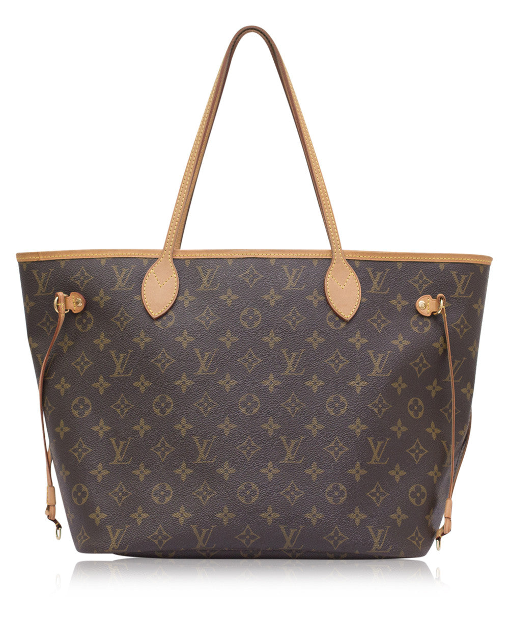 Monogram Neverfull MM Tote Bag
