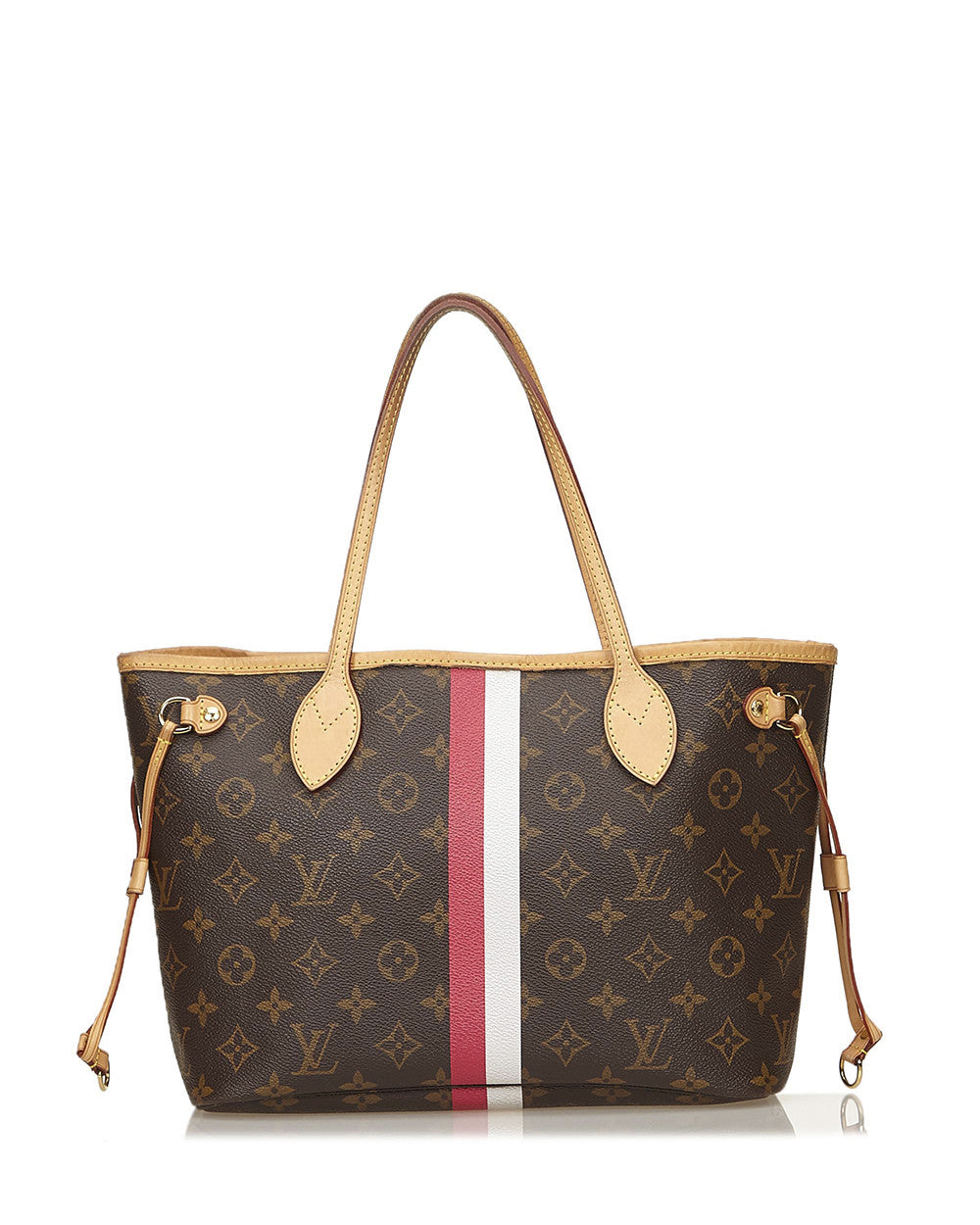 Browm Neverfull PM Monogram Bag
