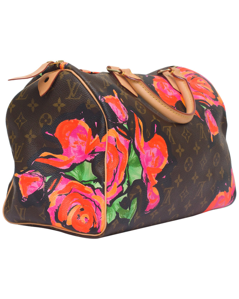 Louis Vuitton Roses Speedy 30