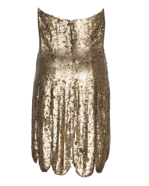 Rachel Gilbert Lexi Sequined Dress