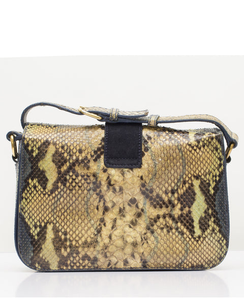 Python ChYc Medium Flap Bag