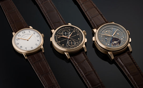 "The ""Homage to F. A. Lange"" Anniversary Edition - A tradition that never stands still"