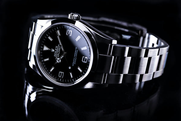 How to Set a Rolex Watch