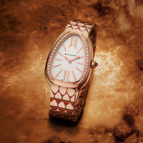 Discover the New Bvlgari Serpenti Seduttori Watch Collection