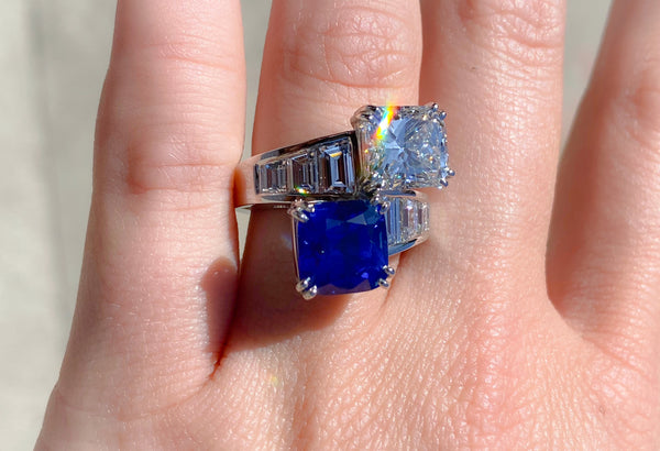 Stunning Sapphires for the Month of September