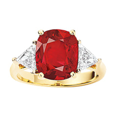5ct Ruby Ring