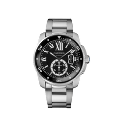 Calibre de Cartier Diver watch W7100057