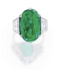 Tiffany & Co. Emerald Ring