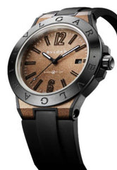 Bulgari Diagono Magnesium Concept Watch