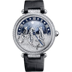 Cartier Reves de Panthere Alligator Strap