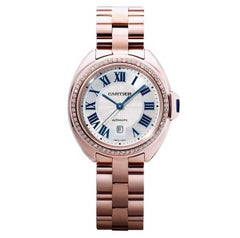 Clé de Cartier Watch WJCL0003