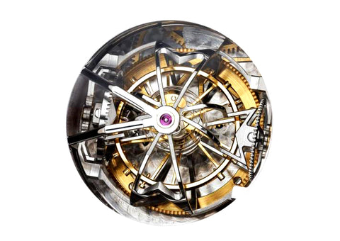 Grand Oeuvre Armillary Sphere Tourbillon Complication