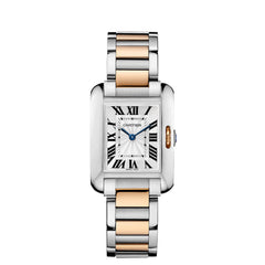 Cartier Tank Anglaise Watch, small model W5310019