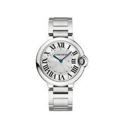 Ballon Bleu de Cartier watch, medium model W69011Z4