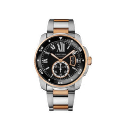 Calibre de Cartier Diver watch W7100054