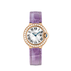 Ballon Bleu de Cartier watch, 28mm WE900251