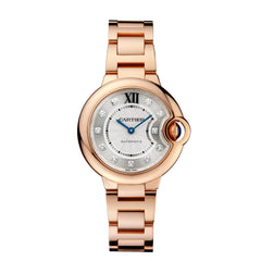 Ballon Bleu de Cartier watch, 33mm WE902039
