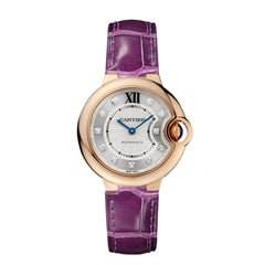 Ballon Bleu de Cartier watch, 33mm WE902040