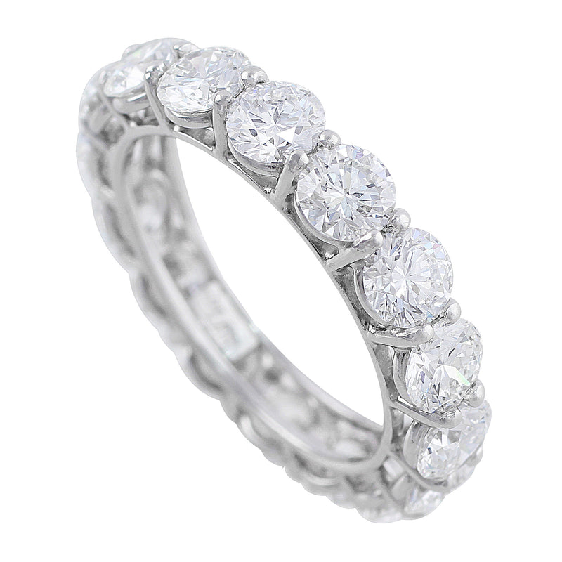 4ct Diamond Eternity Band, Riviera collection