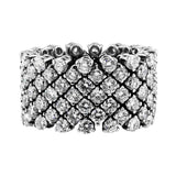 Diamond Flexible Eternity Band